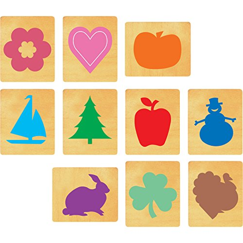 Ellison Holiday Sure Cut Die Set (Set of 10), Large by Ellison