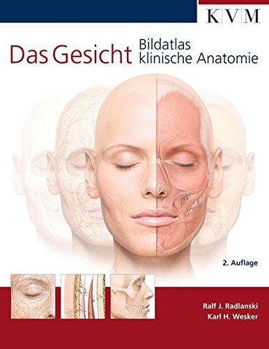 Das Gesicht | Bildatlas klinische Anatomie: Amazon.de: Ralf J ...