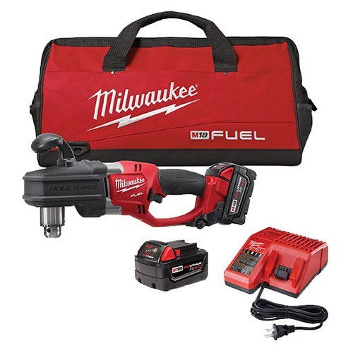 Hawg Electric Drill - Milwaukee 2707-22 M18 Fuel Hole Hawg 1/2