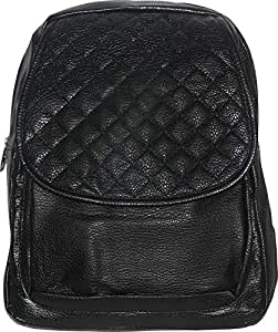 Synthetic Leather Mens Fashion Backpack