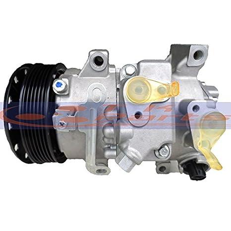 tkparts nuevo a/c compresor 447260 - 1493 para Toyota Corolla/ALTIS 1.6: Amazon.es: Coche y moto