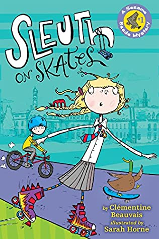book cover of Sleuth On Skates