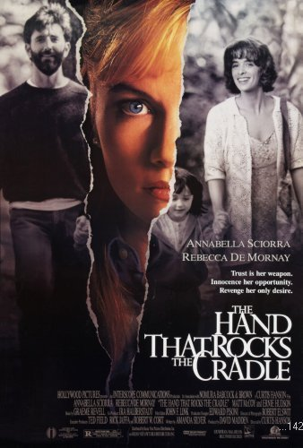 Hand That Rocks The Cradle Movie Mini Poster #01 11x17