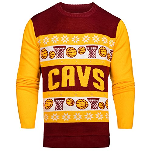 Cleveland christmas sweater