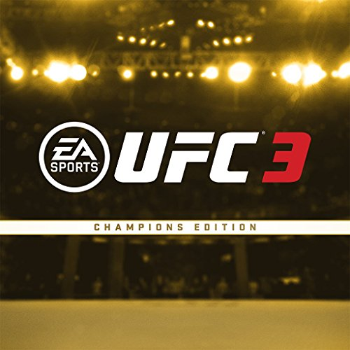 EA Sports UFC 3 Champions Edition - PS4 [Digital Code] by Electronic Arts