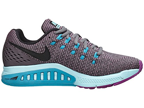 Black fuchsia Grey Chaussures Zoom Mixte Air Structure Flash Entrainement cool Adulte De Running W Nike Gris 19 fFw6Wq