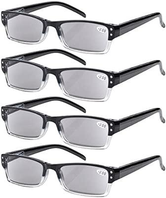 +3.50  Lightweight Reading Glasses 350 magnification AVIATOR Aspheric Lenses