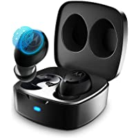 Motorola Verve Buds 100, True Wireless Bluetooth Waterproof Earbuds with 12 Hours Battery, Mic, Mono Mode and Portable…