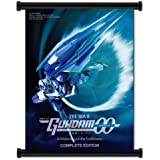 Mobile Suit Gundam 00 Anime Fabric Wall Scroll Poster (16x21) Inches. [WP]-Mobile Suit Gundam 00-63