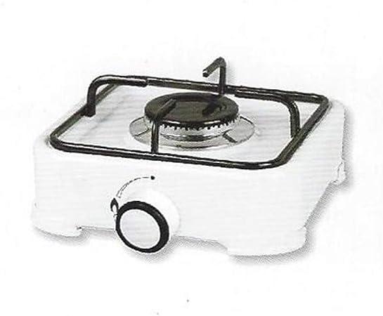 Hornillo de gas de apoyo 1 fuego GPL cama gas camping y casa ...