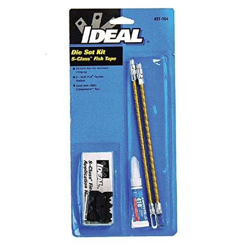 Ideal 31-164 Die Set Kit for S-Class Fish Tapes