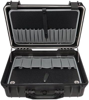 Famex 681-L Protector - Maletín de herramientas (vacío, 2 ...