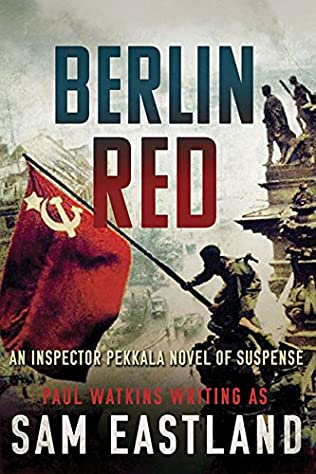 book cover of Berlin Red