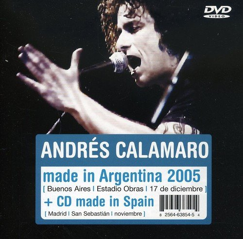 Made in Argentina (CD+DVD)