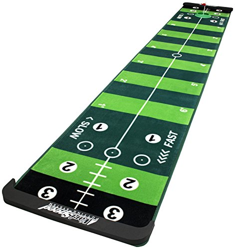 VariSpeed Putting System - Practice 4 Different Speeds On One Mat! (Best Deal On Aimpoint Pro)