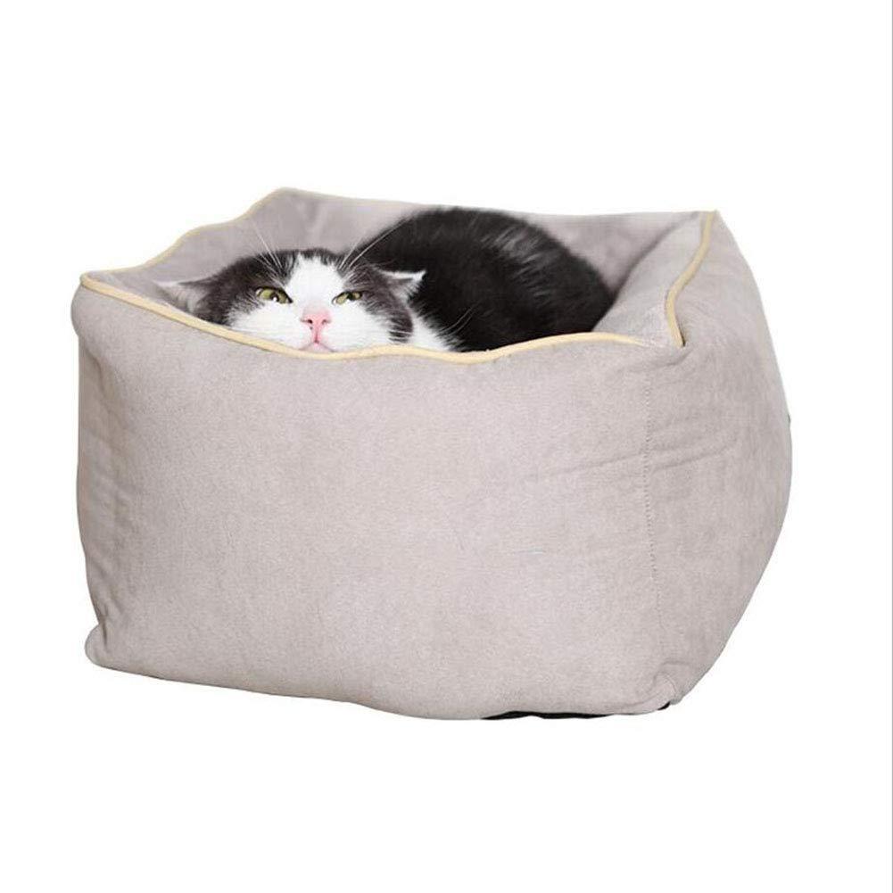 FH Nido De Gato Four Seasons Universal Cat House Cat Mat Nido De Gato Cat Bed Cat Sleeper Casetas para Perros: Amazon.es: Productos para mascotas