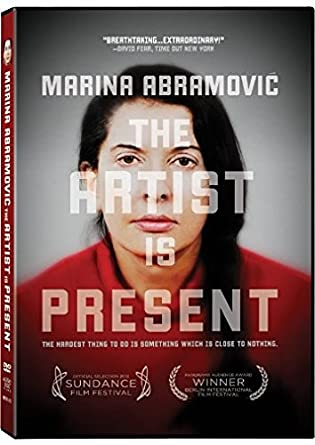 Amazon marina abramovic the artist is present marina marina abramovic the artist is present thecheapjerseys Image collections