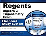 img - for Regents Algebra 2/Trigonometry Exam Flashcard Study System: Regents Test Practice Questions & Review for the New York Regents Examinations by Regents Exam Secrets Test Prep Team (2015-02-25) book / textbook / text book