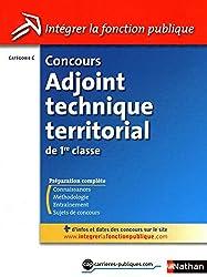 CONC ADJ TECH TERRIT 1RE CLASS
