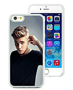 Popular iPhone 6/iPhone 6S 4.7 Inch TPU Case ,Justin Bieber White iPhone 6/iPhone 6S 4.7 Inch TPU Screen Case Hot Sale And Fashionable Designed Cover Case