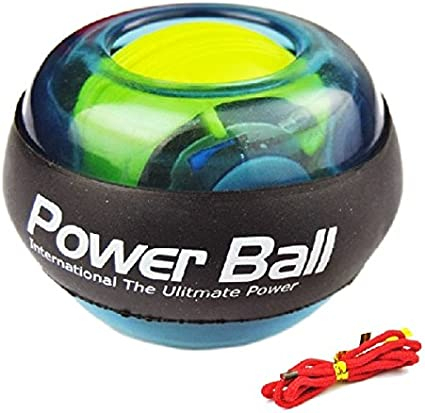Wewoo Cámara de Musculación para Balón Fitness Azul Bola Rotor de ...
