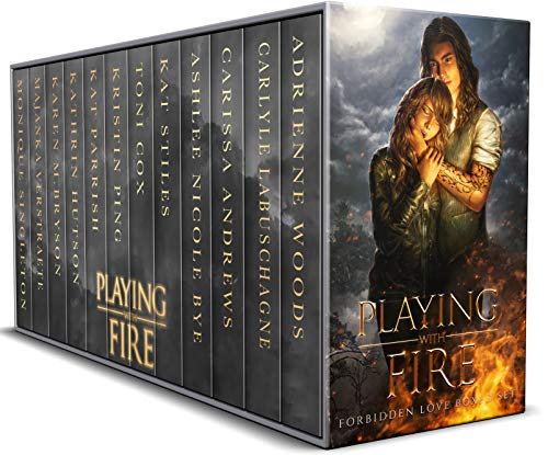 The Playing With Fire Box Set Cover