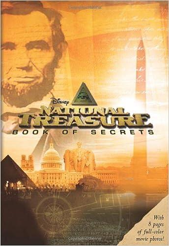 secrets books of national treasure