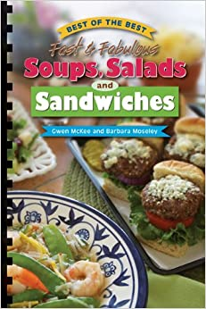 Book Best of the Best Fast & Fabulous Soups, Salads and Sandwiches (Best of the Best Cookbook)