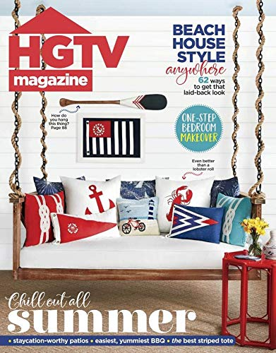 HGTV Magazine (First Magazine Subscription Best Price)