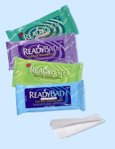 MSC095100 - ReadyBath LUXE Total Body Cleansing Heavyweight Washcloths