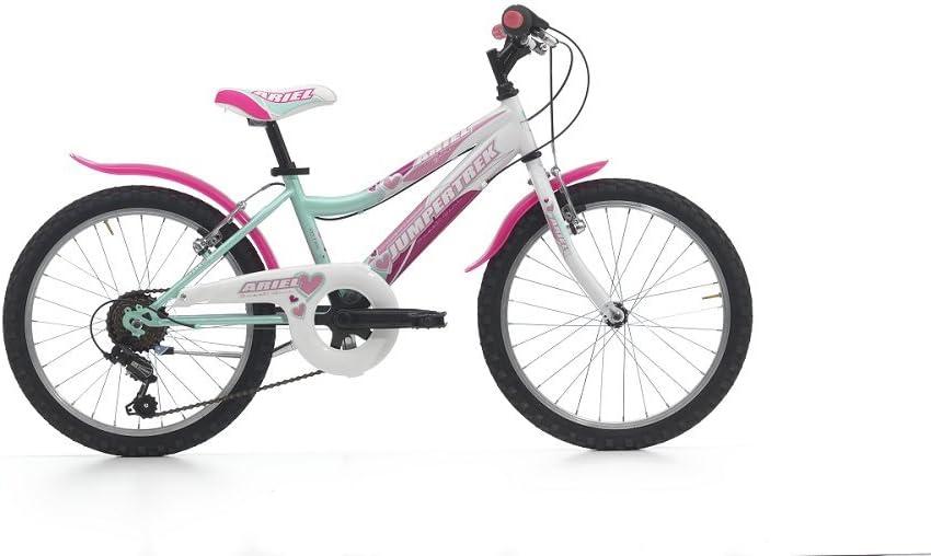 Cicli Cinzia Bicicleta infantil niña MTB Ariel 20 pulgadas 2 ...