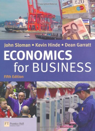 Economics for Business & CWG pack