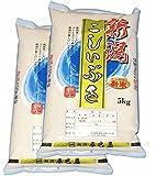 新米 令和1年産 【精米】新潟県産(新潟辰巳屋産地直送米) 白米 こしいぶき10kg(5kg×2袋)
