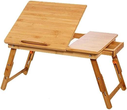 Simple Mesa Plegable Escritorio de la computadora pequeña Mesa ...