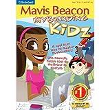 Software : Mavis Beacon Keyboarding Kidz [Download]