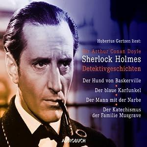 Sherlock Holmes Detektivgeschichten Hörbuch