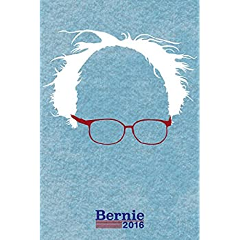 Amazon Com Bernie Sanders 2016 Hair And Glasses Campaign