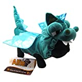 Alfie Couture Designer Pet Apparel - Smokie the Dragon Dinosaur Costume - Color: Green, Size: XS