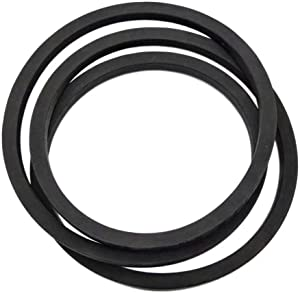 "Lawn Mower Replacement Deck V Belt 1/2""X86"" for Murray 037X62, 037X62MA, 37X62, 37X62MA"