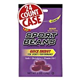 SPORT BEANS Food Berry Energy Beans (Box of 24)