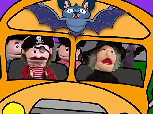 The Halloween Bus -