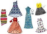 Barbie Fashions Dress Pack, 12 Pieces