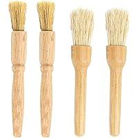 4 Piezas Cepillo de Limpieza para Molinillo