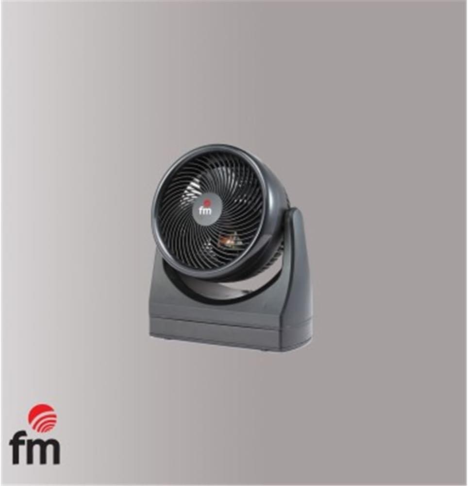 FM VENTILACION Ventilador, Gris, 20 cm: Amazon.es: Hogar