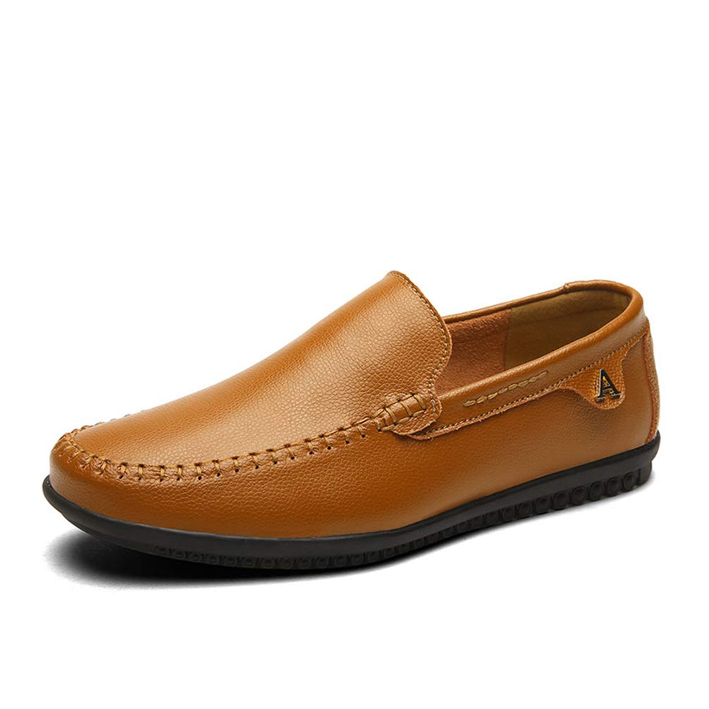 Phil Betty Mens Comfortable Casual Shoes Waterproof Slip-On Fashion Loafers Shoes