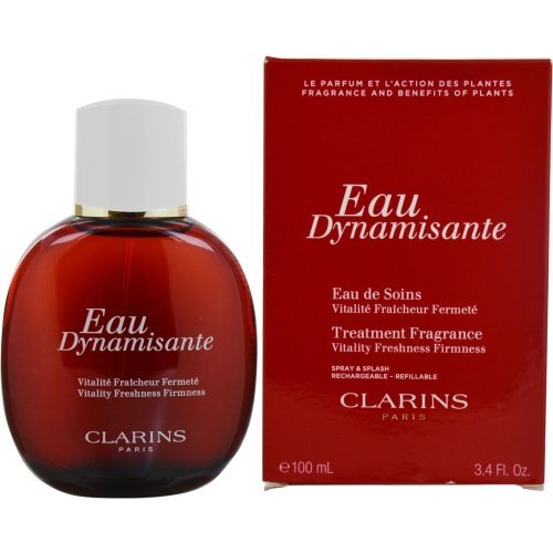 Clarins by Clarins Eau Dynamisante Treatment Fragrance Spray--100ml/3.4oz for WOMEN ---(Package Of 4) by Clarins (Image #2)