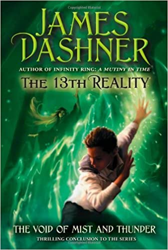 The Void of Mist and Thunder (The 13th Reality): James