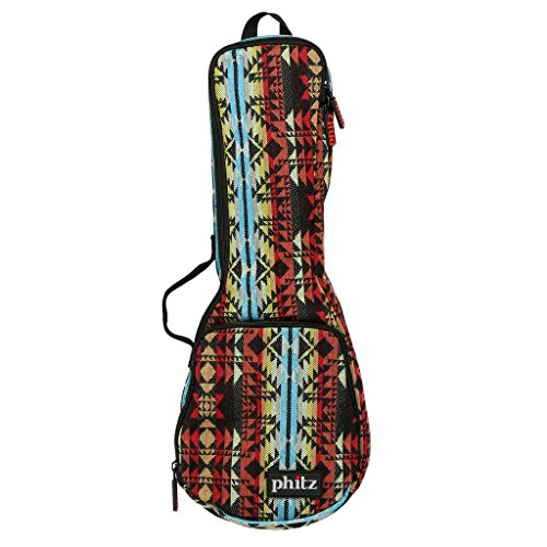 Soprano Case Padded Carrying Comfortably Phitz