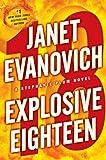 """Explosive Eighteen"" av Janet Evanovich"