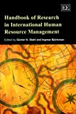 img - for Handbook of Research in International Human Resource Management (Research Handbooks in Business and Management Series) book / textbook / text book